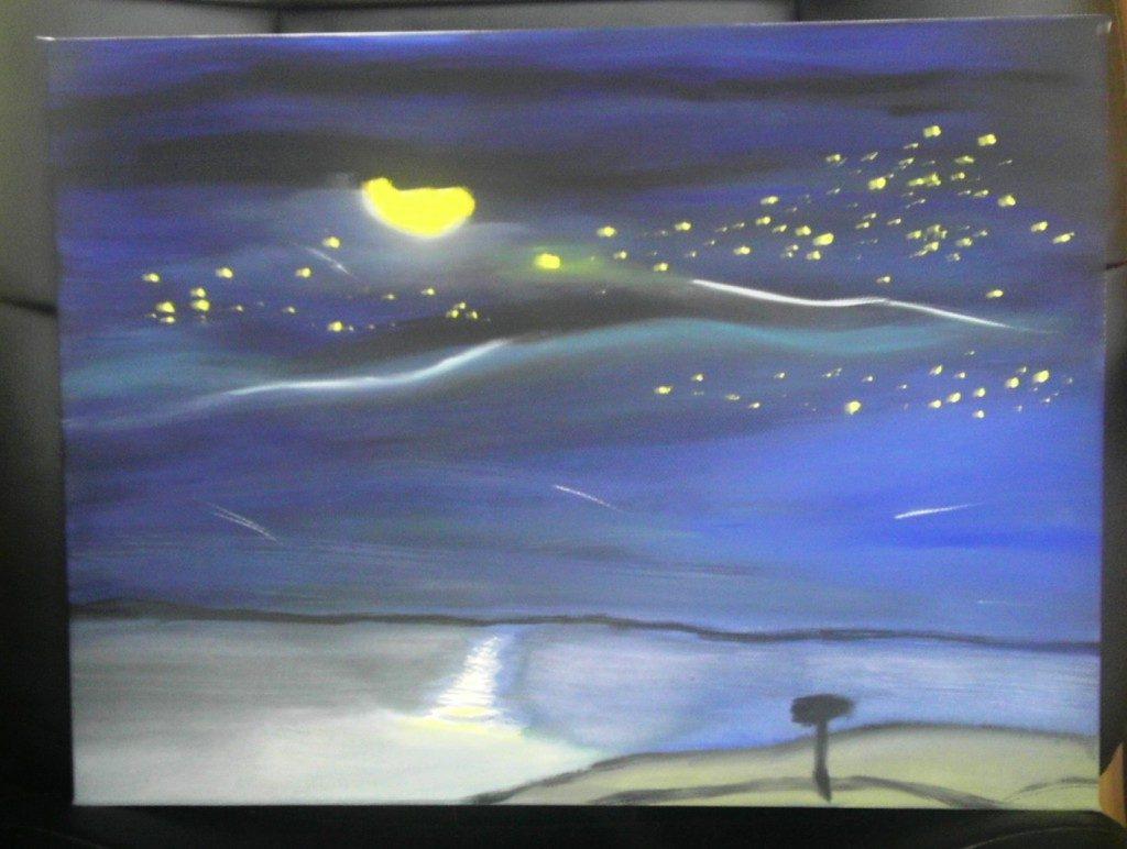 Hviezdne nebo ~ Starry heaven
