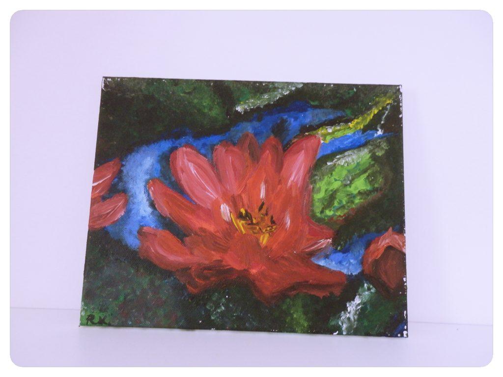 Kvet ~ A flower